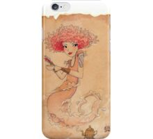 Dandelion with 3 drops of Love Potion iPhone Case/Skin