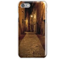 Assisi After Dark iPhone Case/Skin