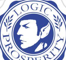 Vulcan University Sticker