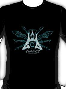 Evangelion 2.0 - EVA UNIT 01 Angel Logo T-Shirt
