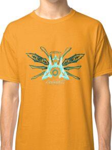 Evangelion 2.0 - EVA UNIT 01 Angel Logo Classic T-Shirt