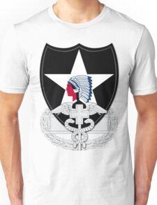 2nd Infantry CFMB Unisex T-Shirt