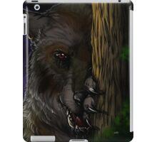 Werewolf - The Wait iPad Case/Skin