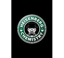 Heisenberg Chemistry Photographic Print