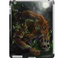 Werewolf - The Evocation iPad Case/Skin