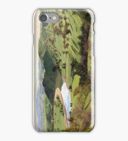 The Fertile Vale iPhone Case/Skin