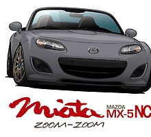 Mazda MX-5 Miata NC by m-arts