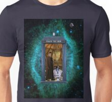 Artoo Meets Doctor Who Unisex T-Shirt