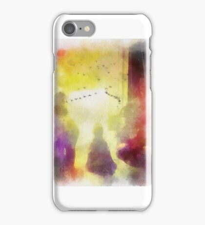 Night Time Assistance iPhone Case/Skin