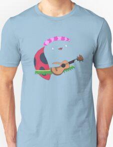 Bravest Warriors ~ Catbug Guitar Unisex T-Shirt