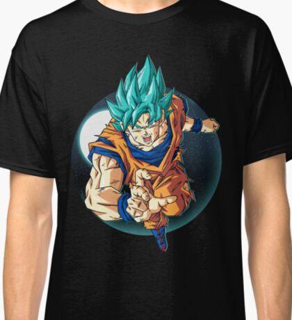 Goku SSG Classic T-Shirt