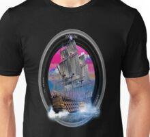fotogradia de barco zoom Unisex T-Shirt