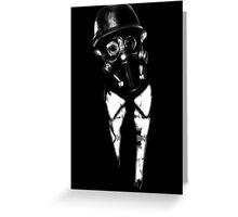 Look Nice For Doomsday Greeting Card