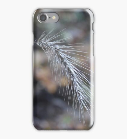 Foxtail in Fall iPhone Case/Skin