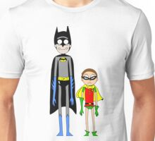 BatRick and RobMorty Unisex T-Shirt