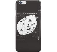 Battle Royale Map iPhone Case/Skin