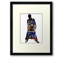 The Tenth Hour Framed Print