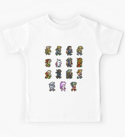 FINAL FANTASY VI Kids Tee