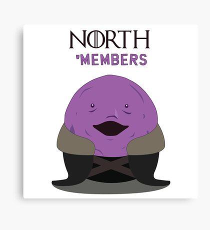 North members Canvas Print