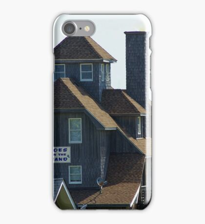 NC Outer Banks iPhone Case/Skin