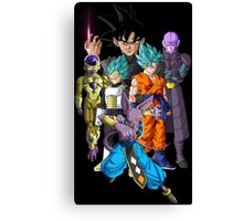 DB Super Canvas Print