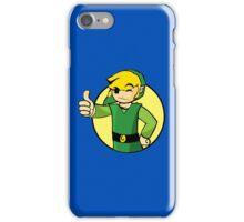 Vault Boy Zelda iPhone Case/Skin