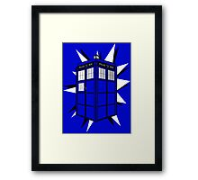 Type 40 TARDIS Framed Print