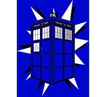 Type 40 TARDIS Photographic Print