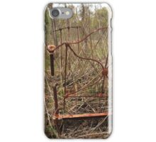Early Glamping..... iPhone Case/Skin