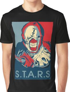 S.T.A.R.S Graphic T-Shirt