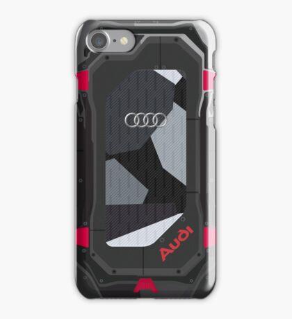 Audi sport snow camo iPhone Case/Skin