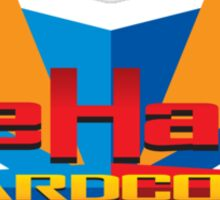 DieHard: Hardcore Series Logo Sticker