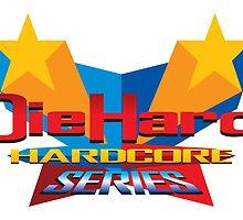 DieHard: Hardcore Series Logo by gypz