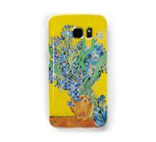 Van Gogh Irises  Samsung Galaxy Case/Skin