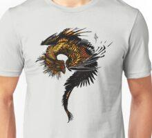 The monarch dragon Unisex T-Shirt