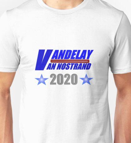 Seinfeld Vandelay Van Nostrand Unisex T-Shirt