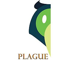 Plague Knight Photographic Print
