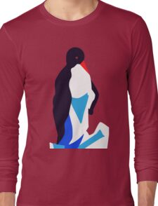 Animal (penguin) illustration Long Sleeve T-Shirt
