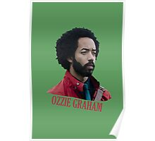People of Earth - Ozzie Graham Poster