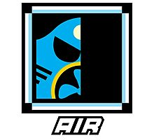 Robot Master - Air Photographic Print