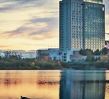 Hôtel lac Leamy-Hull by Catherine  Perras