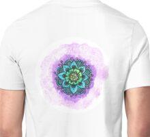 Watercolour Mandala Unisex T-Shirt