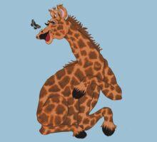 Giraffe Laugh T-Shirt