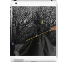 WITCHY WOMAN  PICTURE  iPad Case/Skin