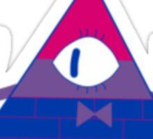 Bisexual Bill Sticker