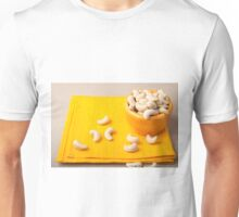 Natural and healthy food for raw foodists Unisex T-Shirt