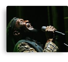 The wonderful Jimmy Cliff 4 (c)(t) by expressive photos ! Olao-Olavia by Okaio Créations  Canvas Print