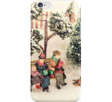 A Rest In The Park iPhone Case/Skin