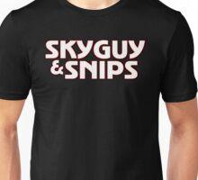 Skyguy & Snips - Starsky & Hutch parody Unisex T-Shirt