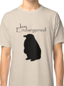 I am Endangered Classic T-Shirt